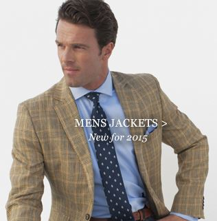 Mens Jackets - New for 2015