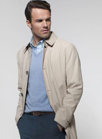 Claremont Raincoat
