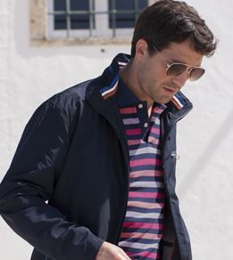 Archway Lightweight Casual Harrington Jacket