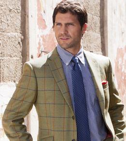 Boston Summer Tweed Jacket