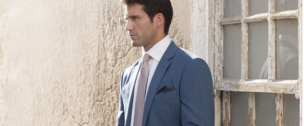 Hammersmith Tailored Fit Suit