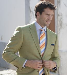 Bradley Spring Tweed Jacket