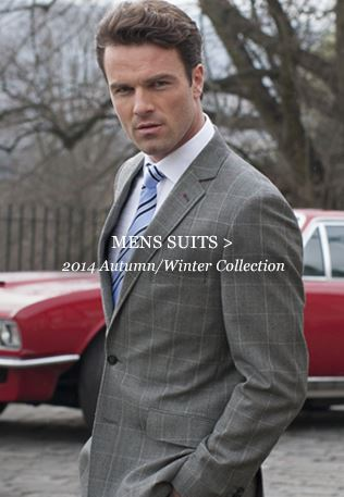 Mens Suits - 2014 Spring / Summer Collection