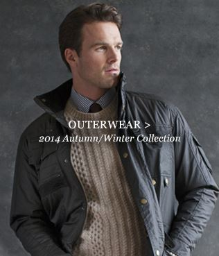 Outerwear - 2014 Spring / Summer Collection