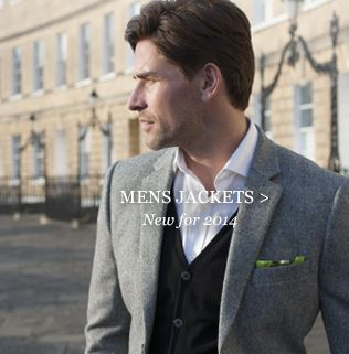 Mens Jackets - New for 2014