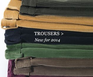 Trousers - new 2014