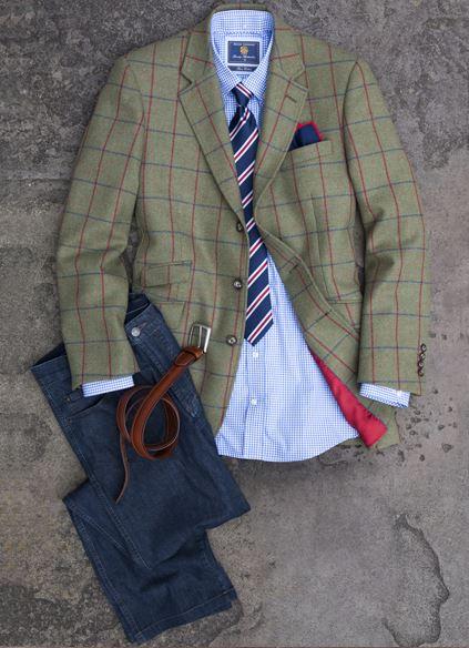 Yorkshire Jacket